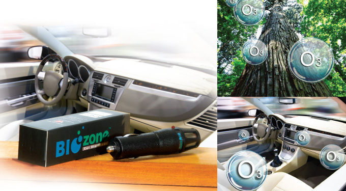 biozone car sterilizer